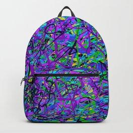 swirl layers 1 Backpack