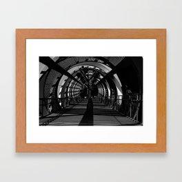 """Avanza"" Framed Art Print"