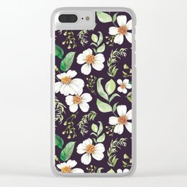 Spring is in the air #53 Clear iPhone Case