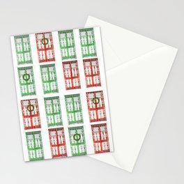 Holiday Doors Doors Doors Stationery Cards