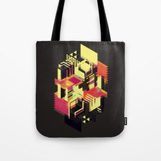 Utopia in Six or Seven Colors Tote Bag