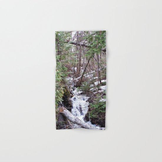High Mountain Creek Hand & Bath Towel