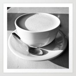 Mug O'... Art Print