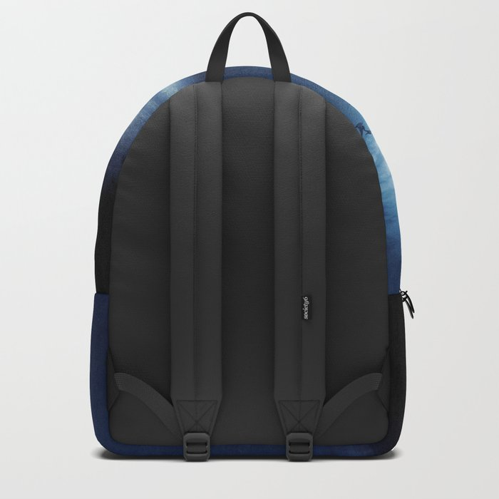 Blue hope Backpack