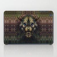 beast iPad Cases featuring Beast by Zandonai