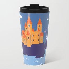 dream castle Travel Mug
