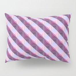 Shiny pink diamond Pillow Sham