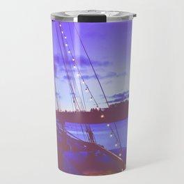 Twilight Sea Travel Mug