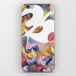 Bird in the Garden iPhone Skin