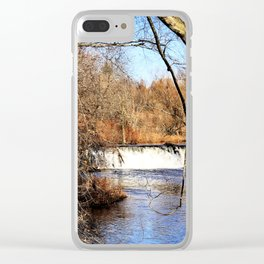 Show Me Clear iPhone Case
