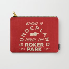 Roker Park Football Ground Carry-All Pouch