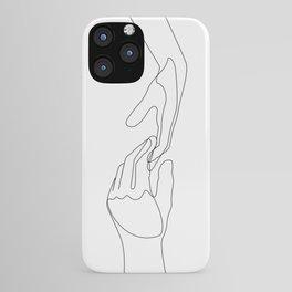 Pop The Love iPhone Case
