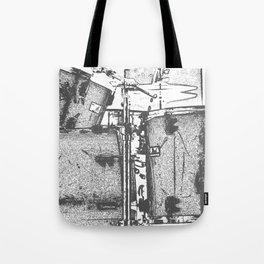 Drummin' Tote Bag