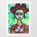 Frida by kfuertes