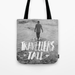 Travellers Tale Tote Bag