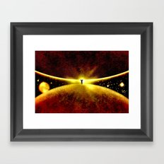 ATLAS - 225 Framed Art Print