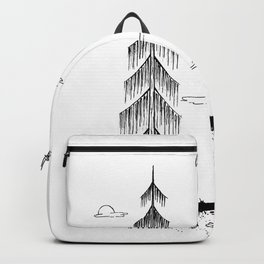 Droopy Tree Backpack