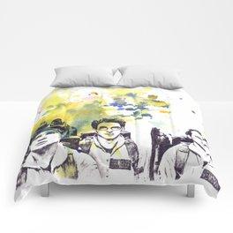 Ghostbusters Peter Venkman, Egon Spengler, Raymond Stantz Comforters