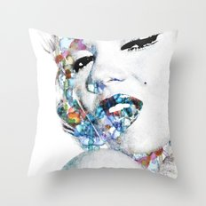 Marilyn Monroe (NOW WITH MORE SIZES) Throw Pillow