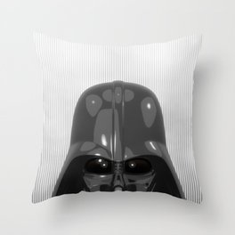 Darth Vader Bottom Throw Pillow