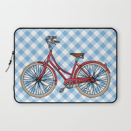 His Bicycle Laptop Sleeve