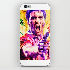 al pacino iPhone & iPod Skin