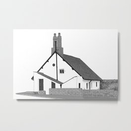 Sir John Barrow Cottage Metal Print