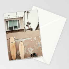 San Diego Surfing Stationery Cards