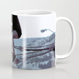High Flying Skateboarder Coffee Mug