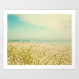 Coastal Art Print