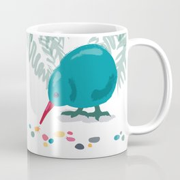 The Inspector - A Curious Bird Coffee Mug