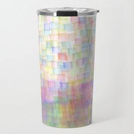 Abstract Squares #2  Travel Mug