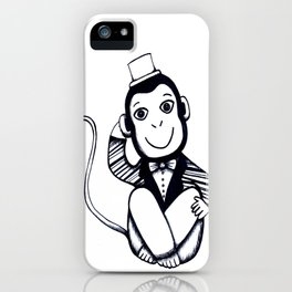 Lil Monkey iPhone Case