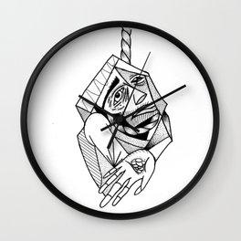 Judas Iscariot Wall Clock