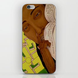 Get High! iPhone Skin