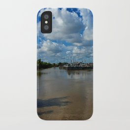 Along the Misissippi iPhone Case