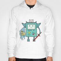 bmo Hoodies featuring BMO MECH by suprsunshine