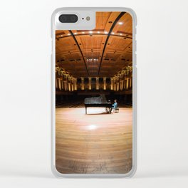 Concert Hall Clear iPhone Case