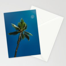 palm tree ver.summer Stationery Cards