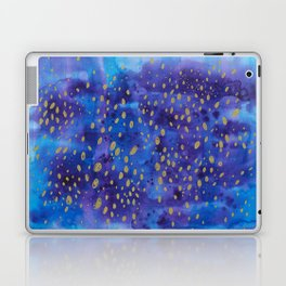 Golden encounter Laptop & iPad Skin