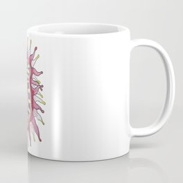 Devonshire Cup Coral Coffee Mug