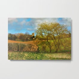 A Lovely View Metal Print