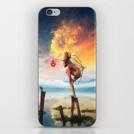 Le Gran Finale iPhone Skin