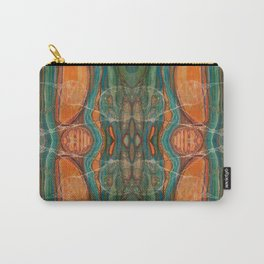 Lively Synapses (Amplified Current) (Reflection) Carry-All Pouch