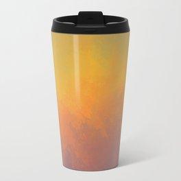 Violet Forest Ablaze Travel Mug