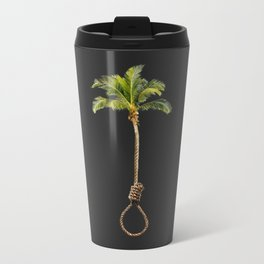 Noose Tree Metal Travel Mug