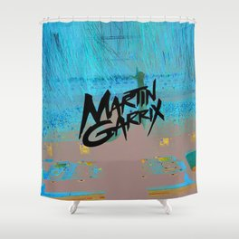 Martin Garrix Shower Curtain