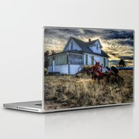 arsenal Laptop & iPad Skins featuring Egli House by Photography By KC