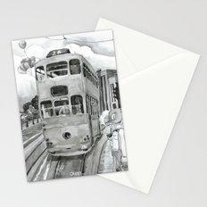 { 未來惑星 } Tramcar Stationery Cards