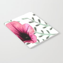 Uno Flower Notebook